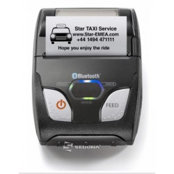 POS Mobile Printer Star SM-S230i USB+Bluetooth