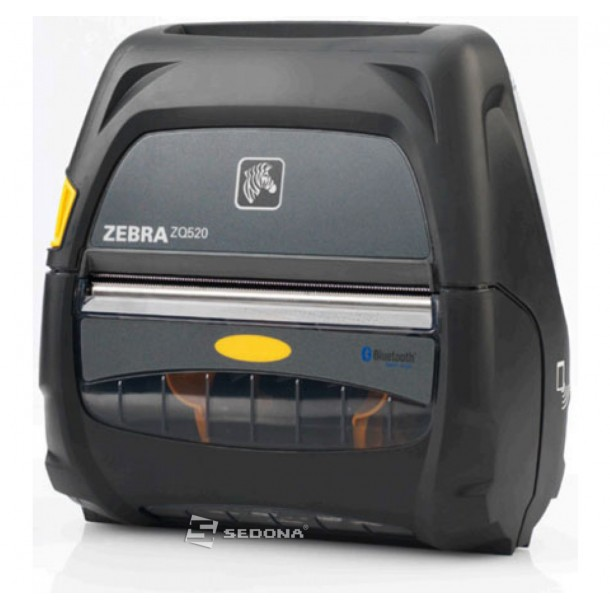 POS Portable Printer Zebra ZQ520 Bluetooth