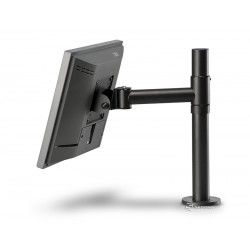 Space Pole Stand with Arm for Monitor