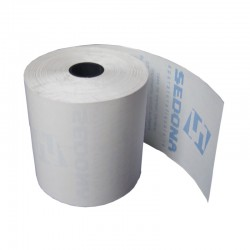 Thermal roll for POS printer, 57mm wide 60m long