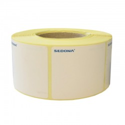 58 x 40 mm Sticker Label Rolls Direct Thermal (1000 labels/roll)