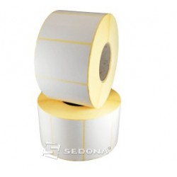 42 x 21 mm Sticker Label Rolls Thermal Transfer (1000 labels/roll)