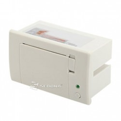 Panel printer Rongta RP07 RS232 connection