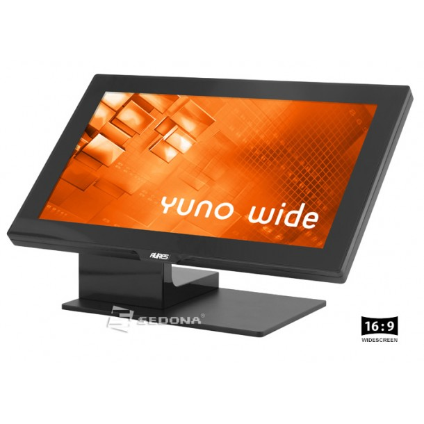 Monitor touchscreen 15 inch Wide Aures Yuno