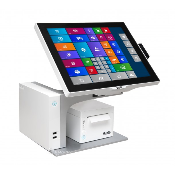 """POS All-in-One Aures Sango, 15"""""""