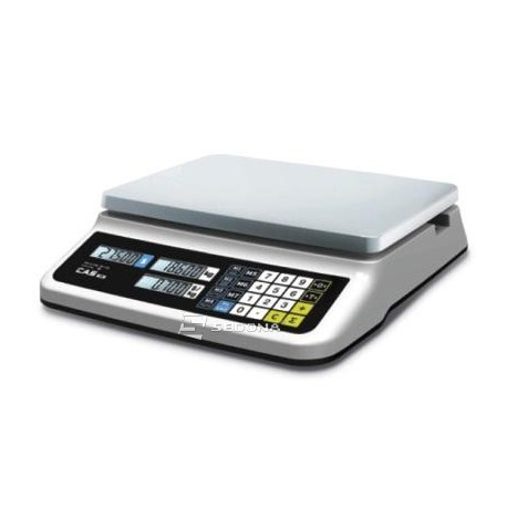 Commercial Scale CAS PR PLUS USB Flat