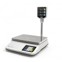 Price Computing Scale CAS PR PLUS USB With Pole 30 kg - power supply, batteries