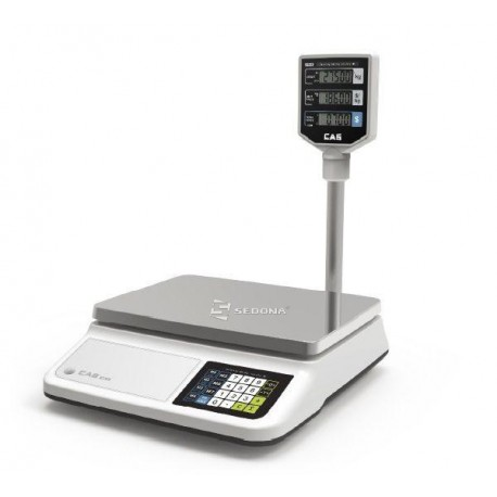 Commercial Scale CAS PR PLUS USB With Pole
