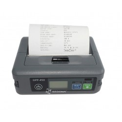 POS Portable Printer Datecs DPP450 Bluetooth