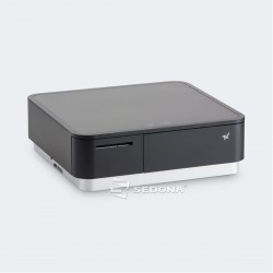 The POS Star mPOP printer with money drawer - USB, Bluetooth, black