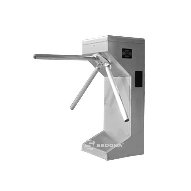Turntable T500E stainless steel tripod