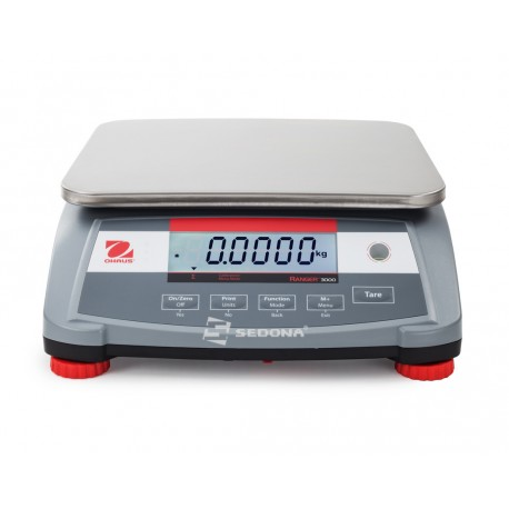 Check Weighing Scale Ohaus Ranger – 225 x 300 mm with metrological approval