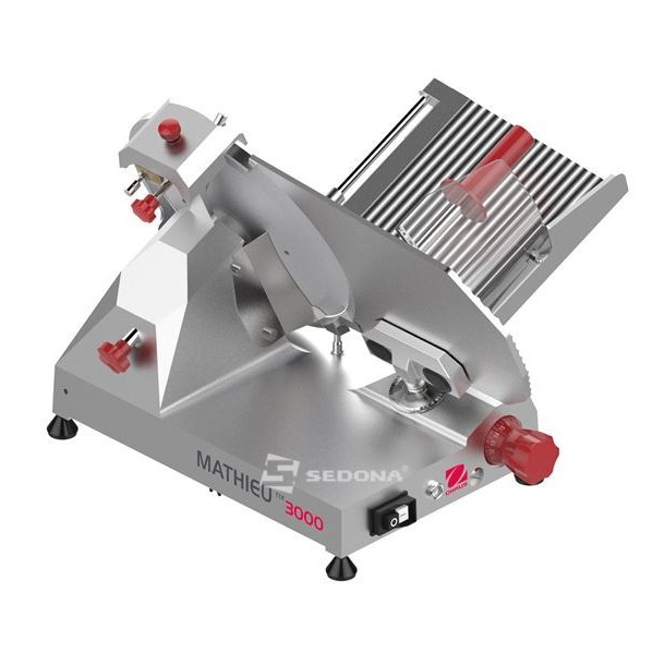 MATHIEU 3000 Slicer - Blade Ø 250 mm - 147W