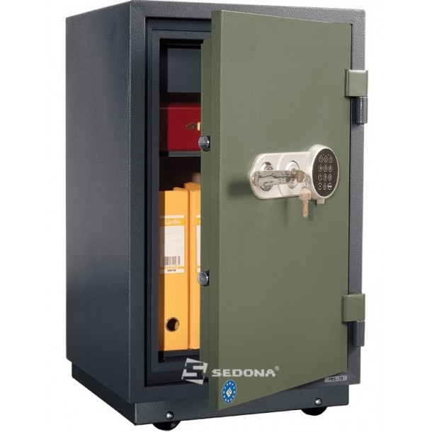 Seif antifoc, de podea Fire Guard 6 EL