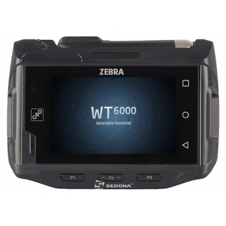 Mobile terminal Zebra WT6000 wearable