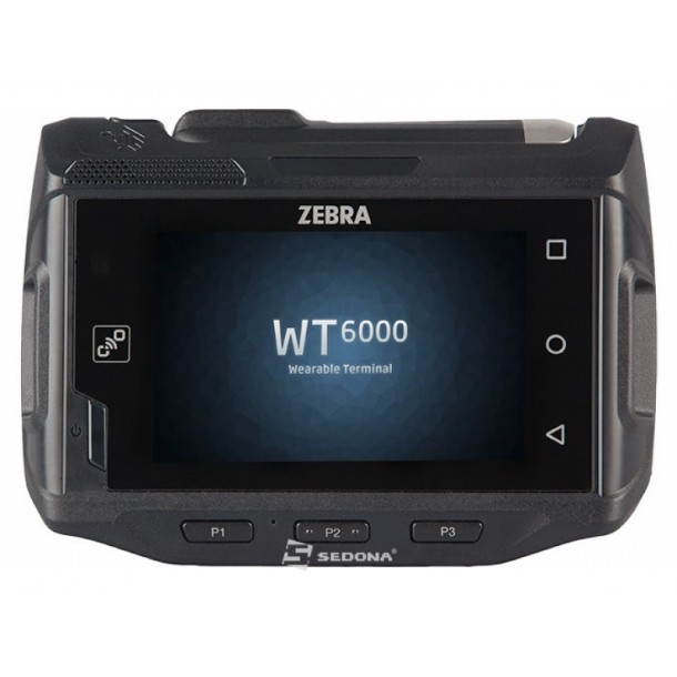 Mobile terminal Zebra WT6000 wearable - Android