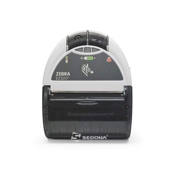 Zebra EZ320 Portable Receipt & Ticket Printer