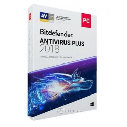 Bitdefender Antivirus Plus, 1 an, 1 dispozitiv