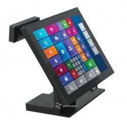 All in One POS Aures Yuno with Android, 15""
