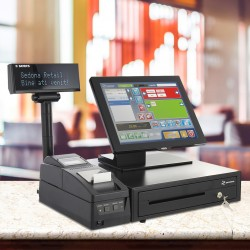 Complete Point of Sale System - PREMIUM without Scanner