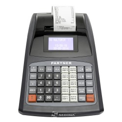 Cash Register with Electronic Journal Partner 600 WiFi