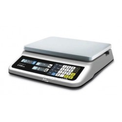 Price Computing Scale CAS PR II RS232 Flat 30 kg - power supply, batteries