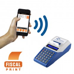 Fiscal Print app for connecting cash registers to Android devices