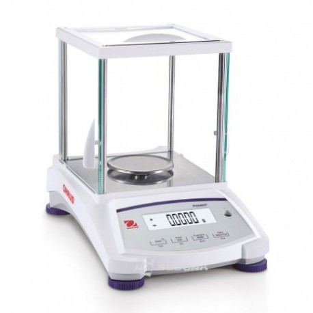 High Precision Scale Ohaus PJX Gold 0,01g Without Metrological Approval