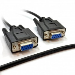 RS232 (9 pins) cable