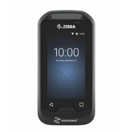 Mobile Terminal with scanner 2D Zebra EC30 - Android
