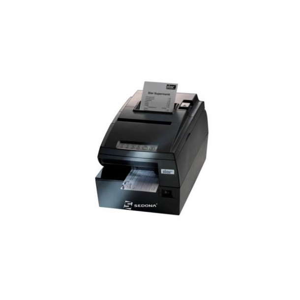 Hybrid thermal & matrix POS printer HSP 7543 Serial+USB