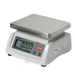 Check Weighing Scale Desis T28M 3/6/15/25 kg with metrological approval
