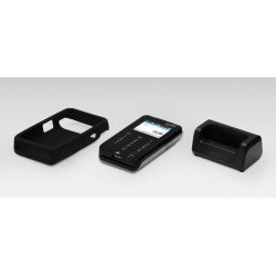 Package Payment Terminal myPOS Mini - Black, Charging station, Protection case