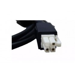 Charging cable from a single power supply