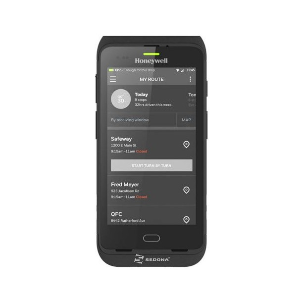 Mobile Terminal with scanner Honeywell Dolphin CT40 - Android