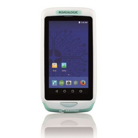 Mobile Terminal with scanner 2D Datalogic Joya A6 Touch, healthcare