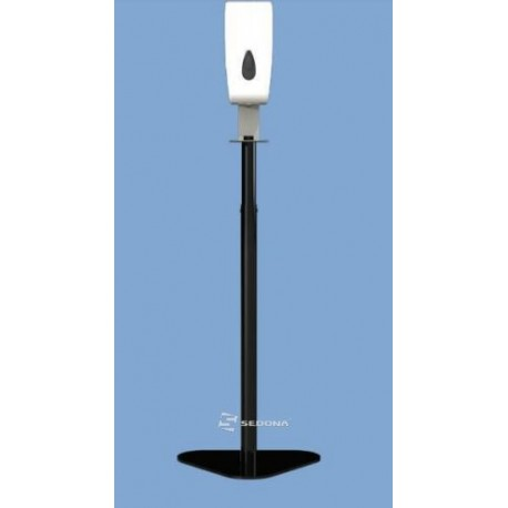 Floor Stand with Hand Sanitizer Dispenser SN