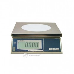 Commercial scale SWS 15/30 kg with with metrological verification
