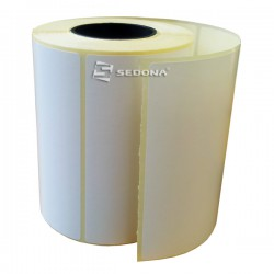 100 x 56 mm Sticker Label Rolls Direct Thermal (1000 labels/roll)