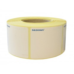 40 x 46 mm Sticker Label Rolls Direct Thermal (600 labels/roll)