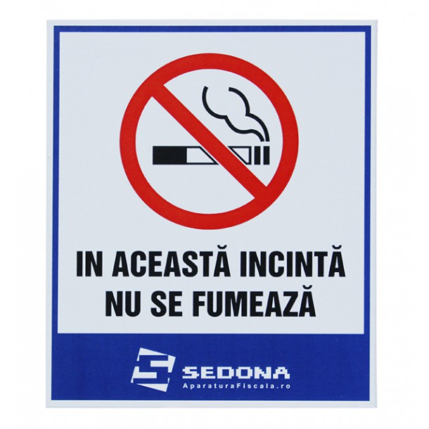Smoking Not Allowed Sign