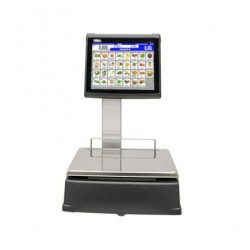 Labeling Scale Dibal D-955 Self-Service With Pole