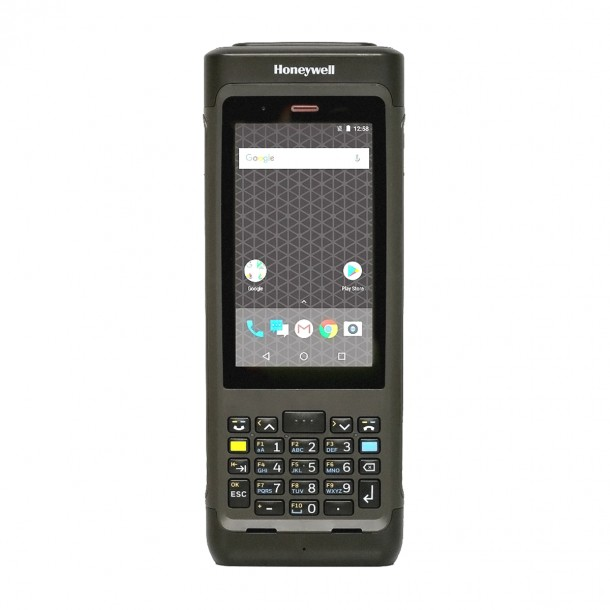 Terminal mobil Honeywell Dolphin CN80, Android, 23 taste