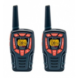 Walkie Talkie Cobra AM845 (2 pieces) + headphones